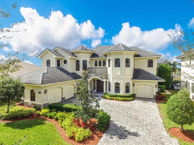 8985 Three Rail Drive, Boynton Beach, FL 33472 (MLS #RX-10691688) :: United Realty Group