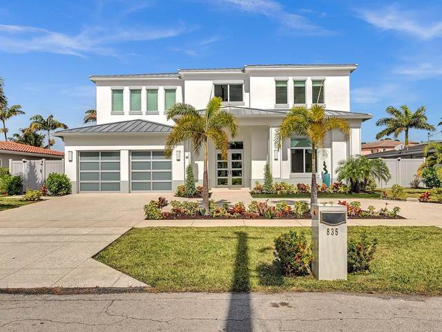 835 Appleby Street, Boca Raton, FL 33487 (#RX-10691710) :: Michael Kaufman Real Estate