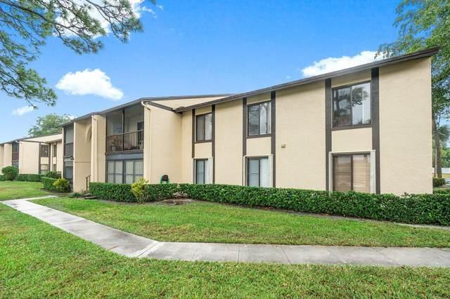 814 Sky Pine Way E2, Greenacres, FL 33415 (#RX-10691744) :: The Rizzuto Woodman Team