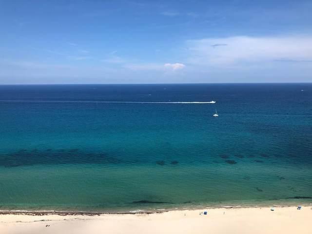 3000 N Ocean Drive 33-E, Singer Island, FL 33404 (#RX-10691770) :: The Power of 2 | Century 21 Tenace Realty