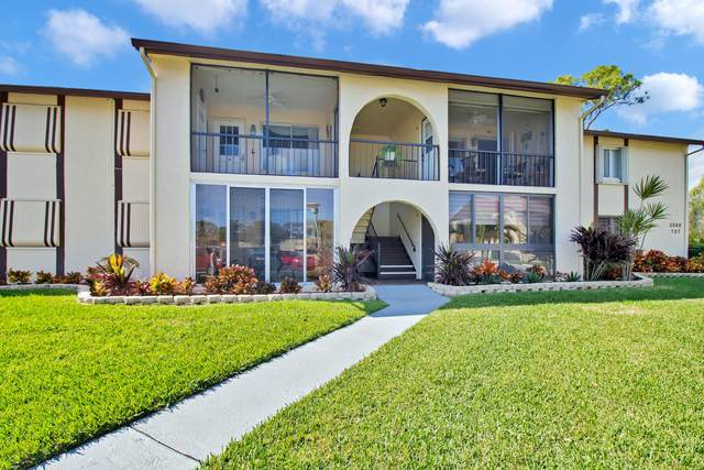 3589 La Aires Court D1, Greenacres, FL 33463 (#RX-10691795) :: Signature International Real Estate