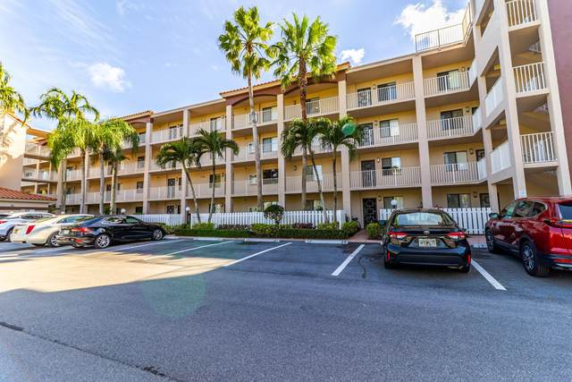 6037 Pointe Regal Circle #306, Delray Beach, FL 33484 (#RX-10691818) :: Realty One Group ENGAGE