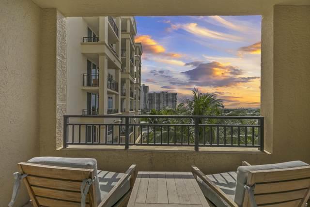 3800 N Ocean Drive #602, Singer Island, FL 33404 (#RX-10691832) :: Signature International Real Estate