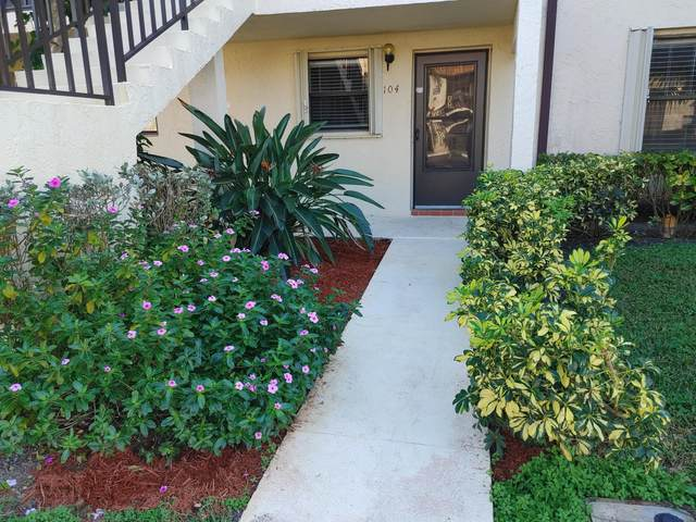 7142 Golf Colony Court #104, Lake Worth, FL 33467 (#RX-10691848) :: Signature International Real Estate
