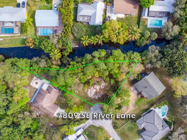 7809 SE River Lane, Stuart, FL 34997 (#RX-10691867) :: Baron Real Estate