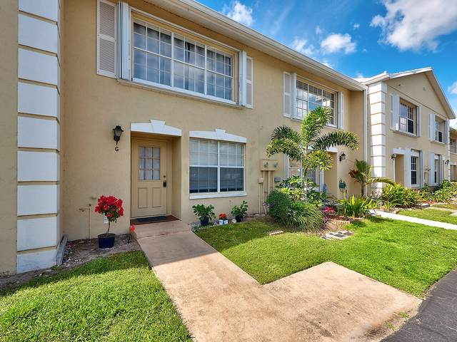 220 Foxtail Drive G, Greenacres, FL 33415 (#RX-10691892) :: Realty One Group ENGAGE