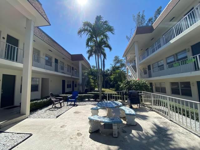 340 NW 19th Street #104, Boca Raton, FL 33432 (#RX-10691914) :: Posh Properties