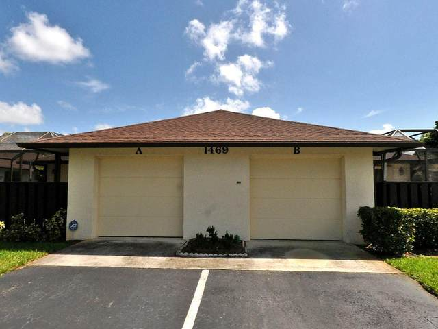 1469 Captains Walk #36, Fort Pierce, FL 34950 (MLS #RX-10691915) :: Castelli Real Estate Services