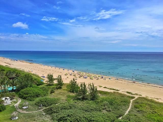 3000 N Ocean Drive 16-B, Riviera Beach, FL 33404 (#RX-10691917) :: Signature International Real Estate
