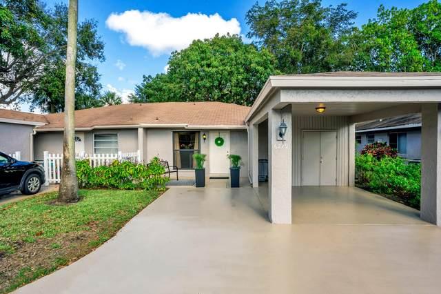 6719 Moonlit Drive, Delray Beach, FL 33446 (#RX-10691924) :: Signature International Real Estate