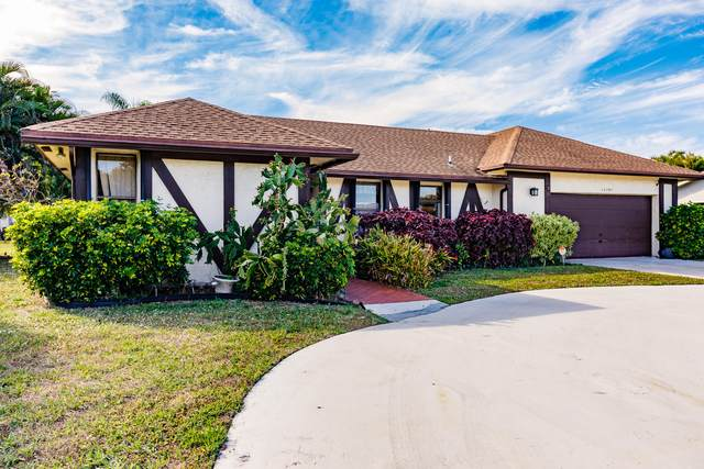 14783 Country Lane, Delray Beach, FL 33484 (MLS #RX-10691967) :: The Jack Coden Group