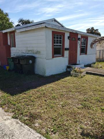 522 N B Street, Lake Worth Beach, FL 33460 (#RX-10692088) :: Posh Properties