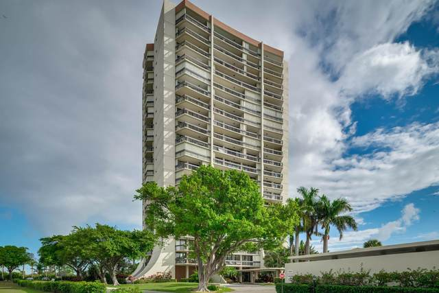 2000 Presidential Way #604, West Palm Beach, FL 33401 (#RX-10692204) :: The Rizzuto Woodman Team