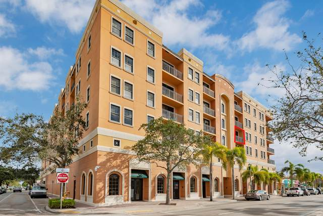 511 Lucerne Avenue #416, Lake Worth Beach, FL 33460 (#RX-10692205) :: Signature International Real Estate
