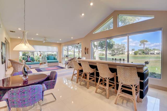 32 Estate Drive, Boynton Beach, FL 33436 (#RX-10692254) :: Posh Properties