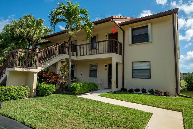 4654 Lucerene Lakes Boulevard E #206, Lake Worth, FL 33467 (#RX-10692264) :: Ryan Jennings Group