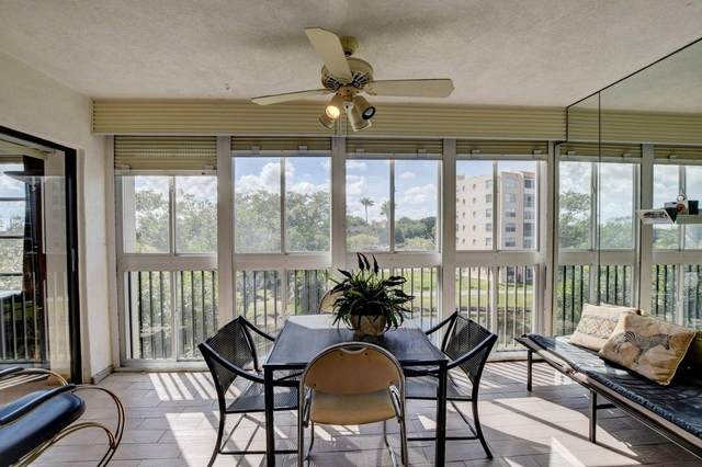 14475 Strathmore Lane #403, Delray Beach, FL 33446 (#RX-10692273) :: The Power of 2 | Century 21 Tenace Realty