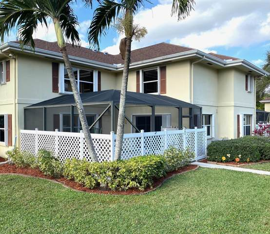 28 Clinton C Court C, Royal Palm Beach, FL 33411 (#RX-10692327) :: Realty One Group ENGAGE
