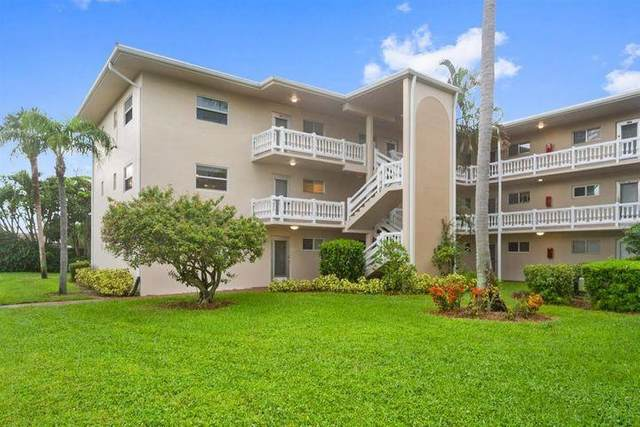 2769 S Garden Drive #201, Lake Worth, FL 33461 (#RX-10692377) :: Ryan Jennings Group
