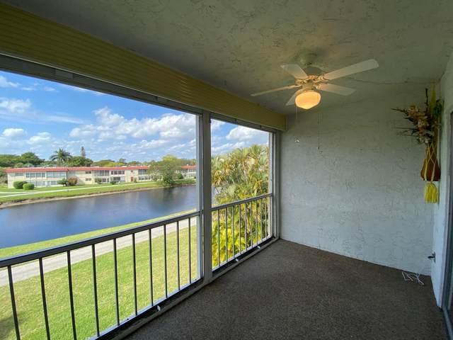 14721 Bonaire Boulevard #306, Delray Beach, FL 33446 (#RX-10692451) :: The Power of 2 | Century 21 Tenace Realty
