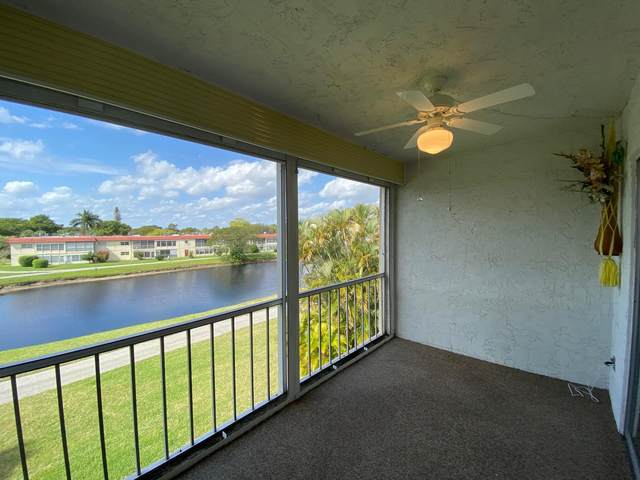 14721 Bonaire Boulevard #306, Delray Beach, FL 33446 (#RX-10692451) :: Signature International Real Estate