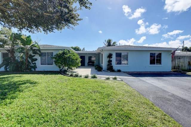 450 NE 37th Street, Boca Raton, FL 33431 (#RX-10692481) :: Posh Properties