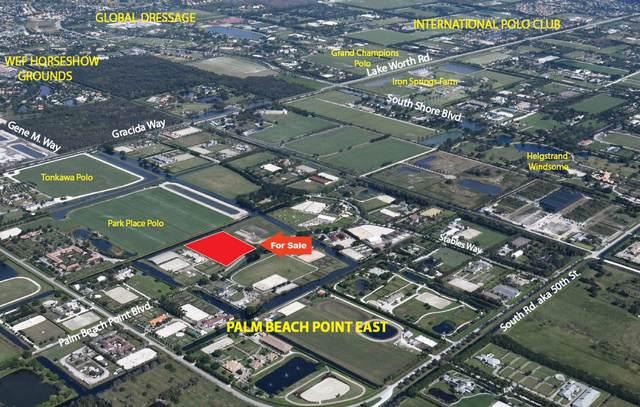 14655 Palm Beach Point Boulevard, Wellington, FL 33414 (#RX-10692483) :: Posh Properties