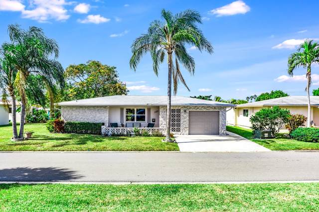 1380 NW 70th Terrace, Margate, FL 33063 (#RX-10692493) :: Signature International Real Estate
