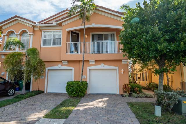 3212 Mirella Drive, Riviera Beach, FL 33404 (MLS #RX-10692536) :: Castelli Real Estate Services