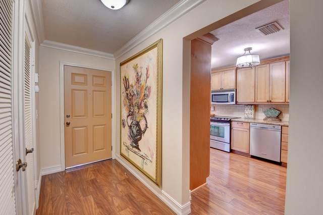 32 Westgate Lane A, Boynton Beach, FL 33436 (#RX-10692583) :: Signature International Real Estate