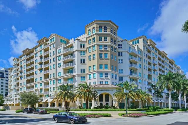 99 SE Mizner Boulevard #719, Boca Raton, FL 33432 (#RX-10692639) :: The Power of 2 | Century 21 Tenace Realty