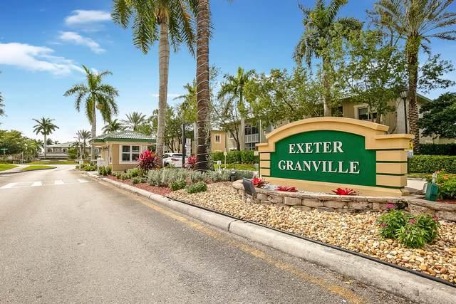 7414 Granville Drive #113, Tamarac, FL 33321 (#RX-10692670) :: Posh Properties