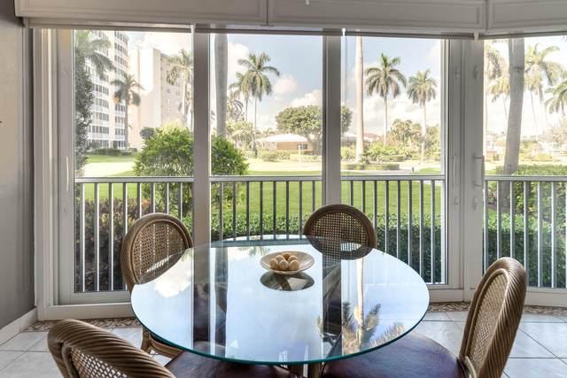 3224 S Ocean Boulevard 113-B, Highland Beach, FL 33487 (#RX-10692702) :: Signature International Real Estate