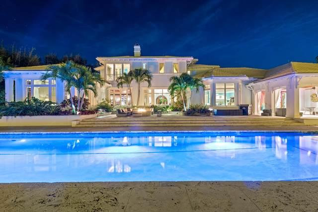 3015 SE Saint Lucie Boulevard, Stuart, FL 34997 (MLS #RX-10692729) :: The Jack Coden Group