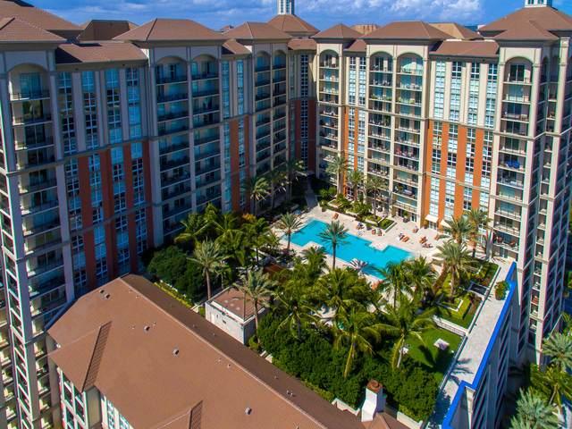 550 Okeechobee Boulevard #1812, West Palm Beach, FL 33401 (#RX-10692823) :: The Power of 2 | Century 21 Tenace Realty