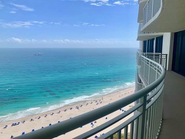 3000 N Ocean Drive 32E, Singer Island, FL 33404 (#RX-10692905) :: Ryan Jennings Group