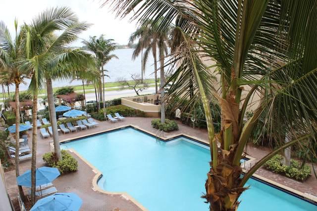 1801 N Flagler Drive #433, West Palm Beach, FL 33407 (#RX-10692916) :: Baron Real Estate