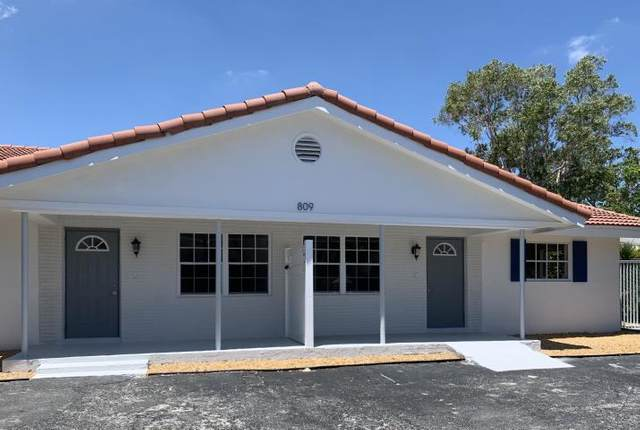 809 SE 4th Street, Boynton Beach, FL 33435 (#RX-10692920) :: Posh Properties