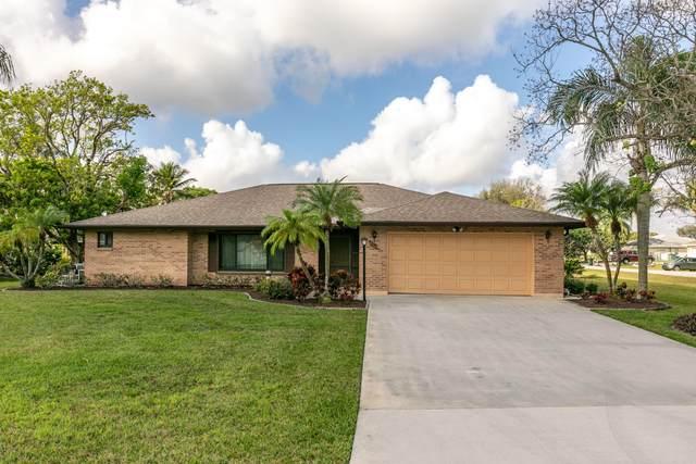 8766 SE Longview Drive, Hobe Sound, FL 33455 (MLS #RX-10692950) :: Berkshire Hathaway HomeServices EWM Realty