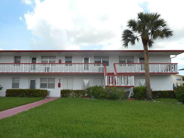 215 Norwich I, West Palm Beach, FL 33417 (#RX-10692970) :: The Power of 2 | Century 21 Tenace Realty
