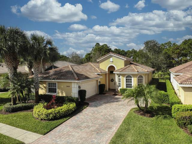 7425 Bob O Link Way, Port Saint Lucie, FL 34986 (#RX-10692993) :: Realty One Group ENGAGE