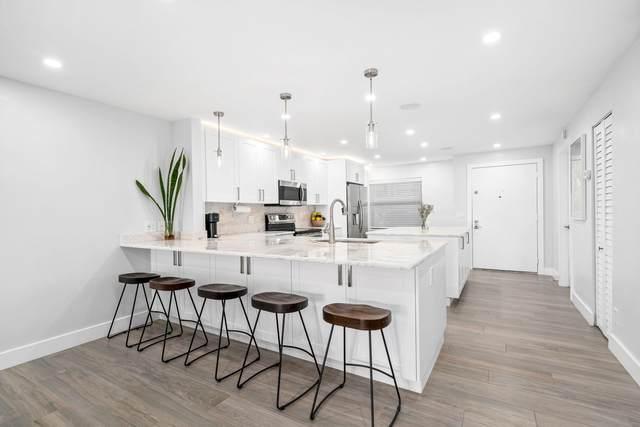 23370 Carolwood Lane #107, Boca Raton, FL 33428 (#RX-10693009) :: Signature International Real Estate