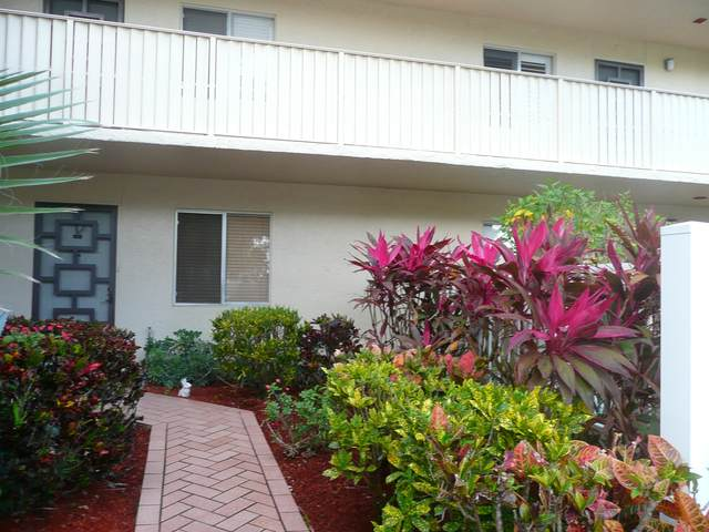 7185 Huntington Lane #105, Delray Beach, FL 33446 (#RX-10693027) :: Realty One Group ENGAGE