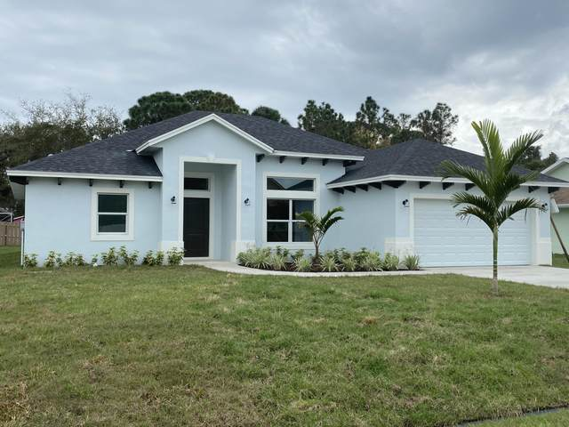 2586 SE Alfonso Avenue, Port Saint Lucie, FL 34952 (#RX-10693079) :: Realty One Group ENGAGE