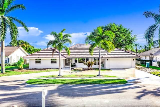 822 SW 33rd Place, Boynton Beach, FL 33435 (#RX-10693091) :: Posh Properties