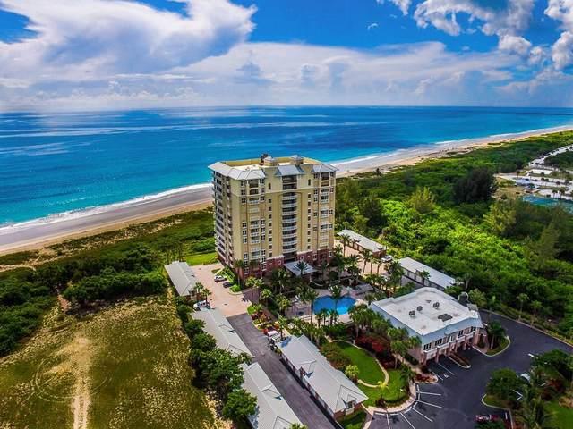 3702 N Highway A1a #701, Hutchinson Island, FL 34949 (MLS #RX-10693107) :: Dalton Wade Real Estate Group