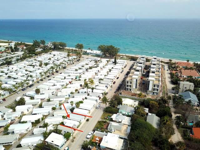 22 Briny Breezes Boulevard A, Briny Breezes, FL 33435 (#RX-10693144) :: Posh Properties