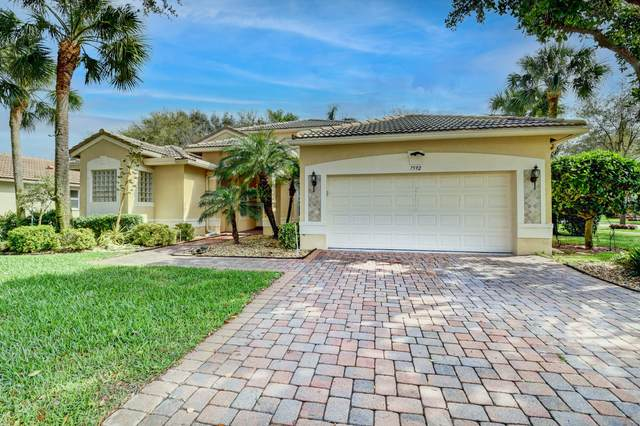 7592 Monticello Way, Boynton Beach, FL 33437 (MLS #RX-10693175) :: Castelli Real Estate Services
