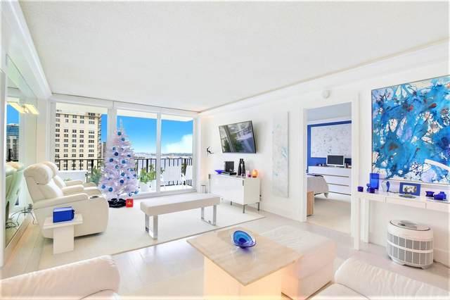 1801 S Flagler Drive #1004, West Palm Beach, FL 33401 (#RX-10693208) :: Baron Real Estate