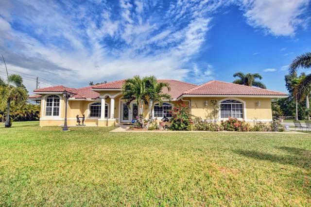 12385 Key Lime Boulevard, West Palm Beach, FL 33412 (MLS #RX-10693231) :: Castelli Real Estate Services